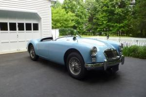 MGA 1962 MK2, excellent condition, show car, great opportunity! Photo