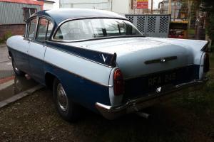 1962 Vauxhall PA Cresta