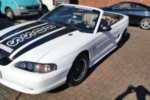 1998 FORD MUSTANG 3.8LTR V6