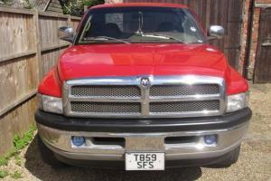 1999 Dodge Ram 1500 Laramie 5.2L Magnum V8 LPG - 12 months MOT