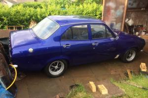 FORD ESCORT MK1 4 DOOR TAX EXEMPT *SOLD*
