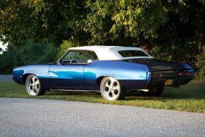 "1970 Buick Skylark Custom Convertible, All Custom, Shaved, 20"", Clean, NO RESERV"