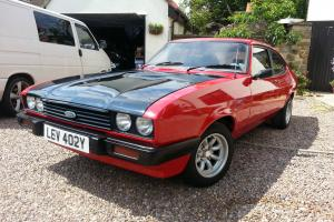 NOW SOLD FORD CAPRI classics wanted.projects unfinished retoration work