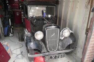 Austin 10 Lichfield