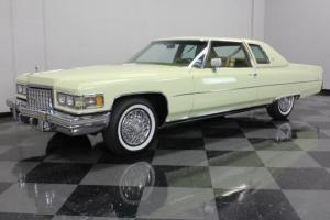 ONLY 11K ORIGINAL MILES, WON AACA NATIONAL PRIZE, COUPE DEVILLE TIME CAPSULE