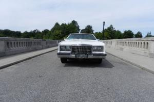 1984 CADILLAC ELDORADO CONVERTIVLE CLASSIC RARE PERFECT COLLECTOR NEW TOP WHITE