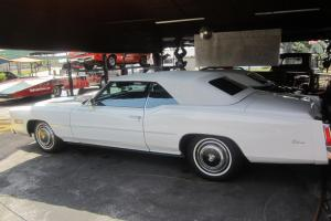 1976 CADILLAC ELDORADO IN SHOWROOM CONDITION LOW MILES MAKE OFFER TODAY LIKE NEW