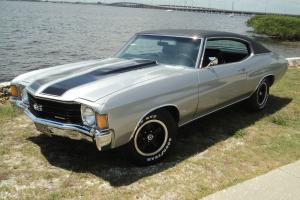 1972 Chevrolet Chevelle SS Replica, 454ci - Automatic, Buckets, NEW Paint