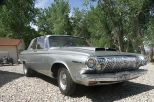 1963 Dodge 330 Max Wedge Clone
