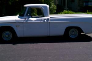 1971 Dodge D100 Pickup Base Standard Cab Pickup 2-Door 3.7L