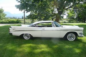 1958 Dodge Custom Royal D500 2dr