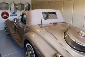 1934 Mercedes Benz 500K 540K Excalibur - Auburn Style 1936 Oldtimer Dodge Motor