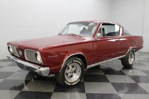 340 CID V8, 4-SPEED MANUAL, 9-INCH FORD REAR, 3.70 GEARS, DUAL FLOWMASTERS, CRAG