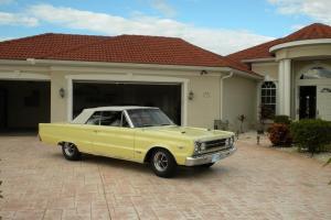 1967 Hemi GTX 4 Speed Convertible.....1 of 7
