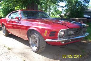1970 mach  351c 74,000 miles