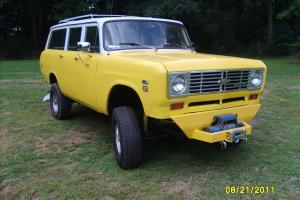 1972 International Travelall - 4 X 4