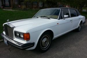 1982 Rolls Royce Silver Spur Base Sedan 4-Door 6.7L