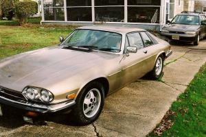 1986 Jaguar XJS V-12 Coupe