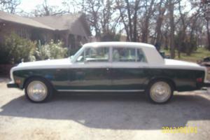 1973 Rolls Royce Silver Shadow - unique color combination