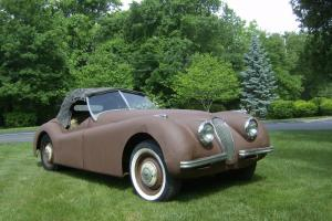 Jaguar 1951 XK120 Open Two Seater
