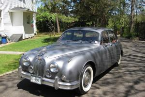 1960 Jaguar Mark II 3.8