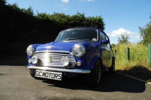 1998 Rover Mini Paul Smith Limited Edition with Interior Upgrades