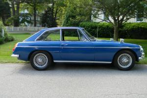 1967 MG MGB GT 1.8L