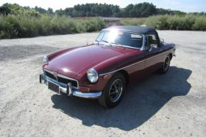 1973 MGB, outstanding car, no rust 56k miles !! No Reserve !