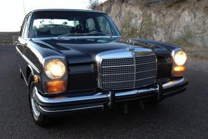 1972 Mercedes 250 4Door Sedan Excellent Condition- Garaged