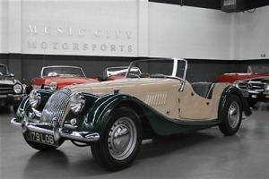 Solid Strong Driving Morgan 4/4 Cortina Engine Roadster