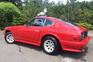 1974 DATSUN (NISSAN) 260Z  4 SPEED VERY GOOD CONDITION Photo