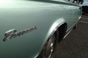 1966 Plymouth Barracuda Base 2.8L