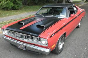 1972 Plymouth Duster Twister 318 V8 Auto