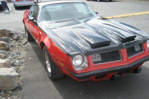 75 Pontiac Firebird eSpirit  with(Formula Look)