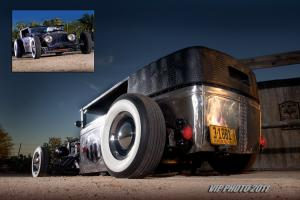 1927 BUICK RAT ROD  HOT ROD 455