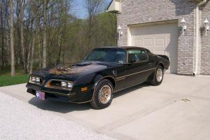 1978 Pontiac Trans Am, 4 Speed, 13,900 Original Miles, Bandit, All Original