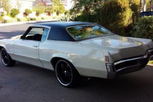 1971 Pontiac GP. V8