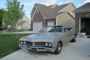 1967 Buick GS 400 Convertible Muscle car