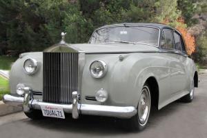 Rolls-Royce Silver CLOUD I  1958
