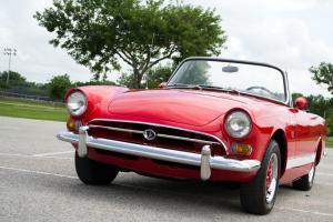 1966 Sunbeam Alpine V Sport Roadster - No Reserve - Recent Restoration w/ Record