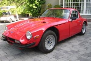 1977 TVR 2500M Rare English Sports Car