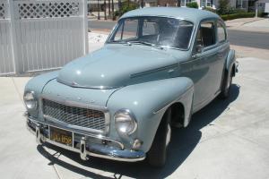 1963 VOLVO PV 544 Classic California Restored Car