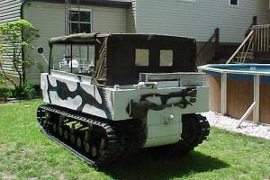 1943 M29 STUDEBAKER WEASEL COMPLETE /   REDUCED WITH RESERVE ALSO!