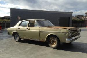 1967 XR Ford Falcon Drag RAT Cruiser Project in Queanbeyan, NSW