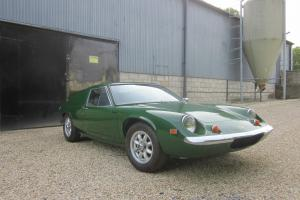 Lotus Europa LHD 1969 Project Photo