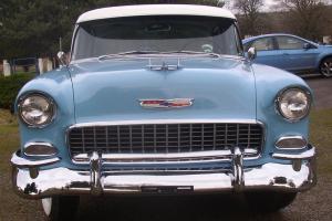 1955 CHEVROLET 4 DOOR SEDAN
