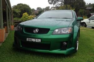 2010 Holden Commodore VE SV6 Wagon in Albion Park, NSW Photo