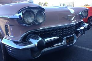 1958 Cadillac 62 series coupe 37 k original miles California black plate gem Photo