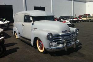 Chevrolet Panel Van - 1950