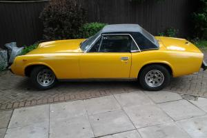 JENSEN JENSEN-HEALEY YELLOW Photo